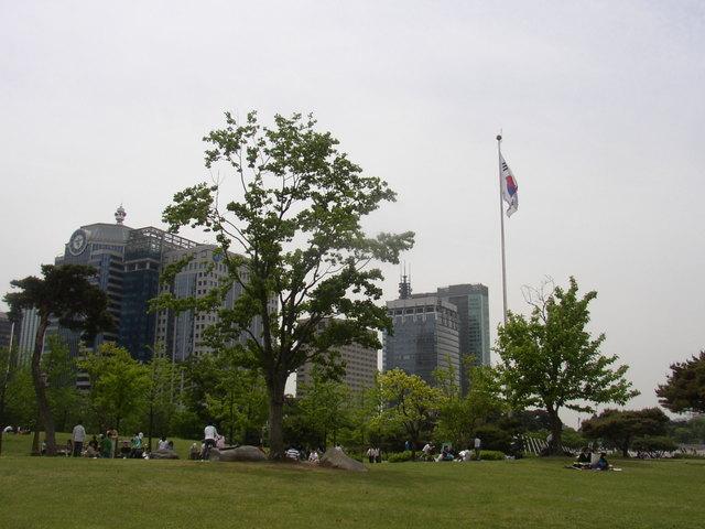 J. 汝矣島(ヨイド)公園(3)