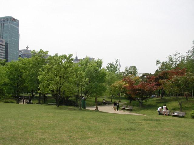 K. 汝矣島(ヨイド)公園(4)