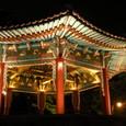 5  東屋の形をしている八角亭(パルガッチョン)